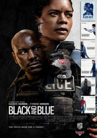 Black and Blue 2019 BRRip 720p Dual Audio In Hindi English