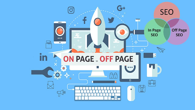 What is On page SEO and Off page SEO Optimization