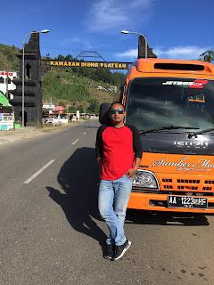 Jasa Sewa Profesional Driver (Supir) Dieng