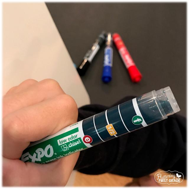 EXPO Ink Indicator dry erase markers...A Teacher Win! #EXPOteacherwin