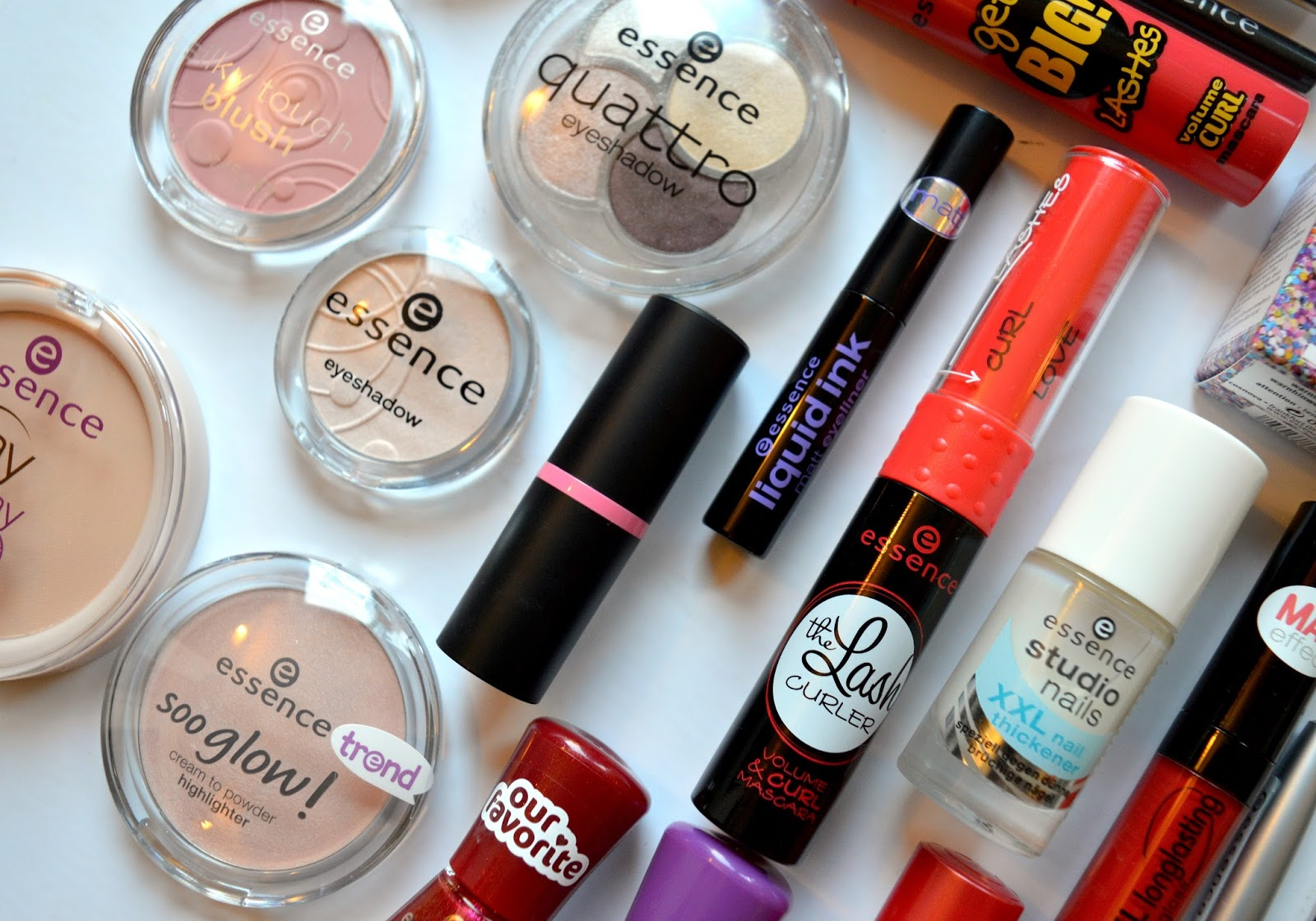 Essence Cosmetics Review - YouTube