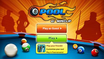 لعبة 8 Ball Pool اون لاين