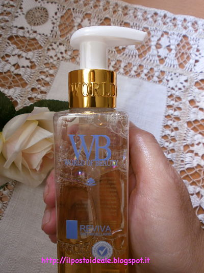 World of Beauty: Reviva Care Eau micellare