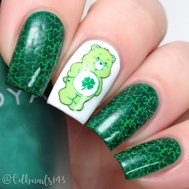 Nail Pop-Carebears