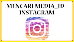 Cara Lihat Media ID postingan Instagram Terbaru
