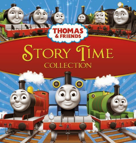 Book Review: Thomas & Friends Story Time Collection