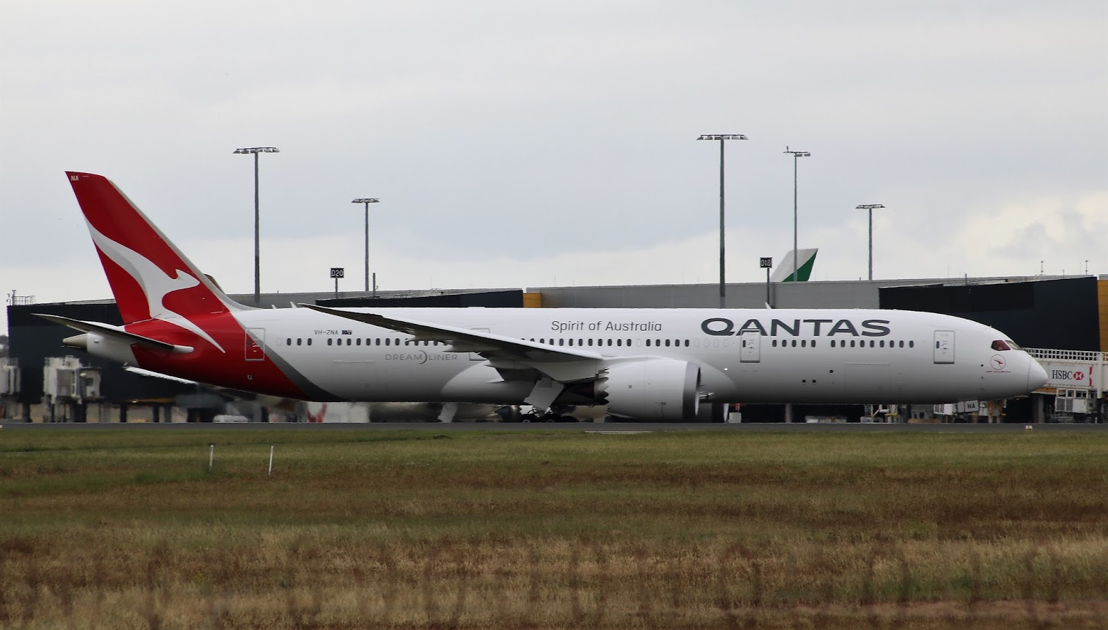 Bravo Mike Bravo Photography: Qantas 787 smashing speed records