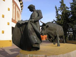 Estatua de Miguelín en Algeciras