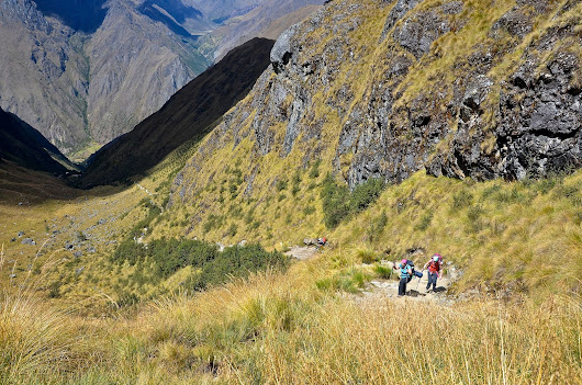Conquering The Inca Trail to Machu Picchu
