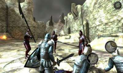 Ravensword: Shadowlands 3D RPG Mod Apk + Obb Full Data v1.3 Latest Android Mod Hack Free