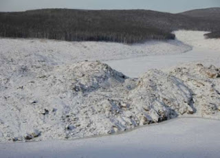 Bureisk Anomaly in Russia: Fall of a UFO, Meteorite or Landslide? Planet-today.com