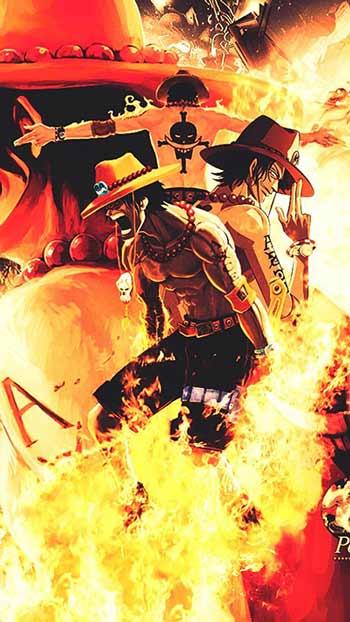 Wallpaper Pemandangan Wallpaper One Piece Bergerak Android