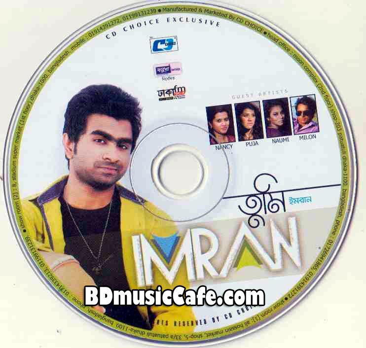Tumi by Imran (2013) Bangla Mp3 ~ Free Mp3 Bazzar