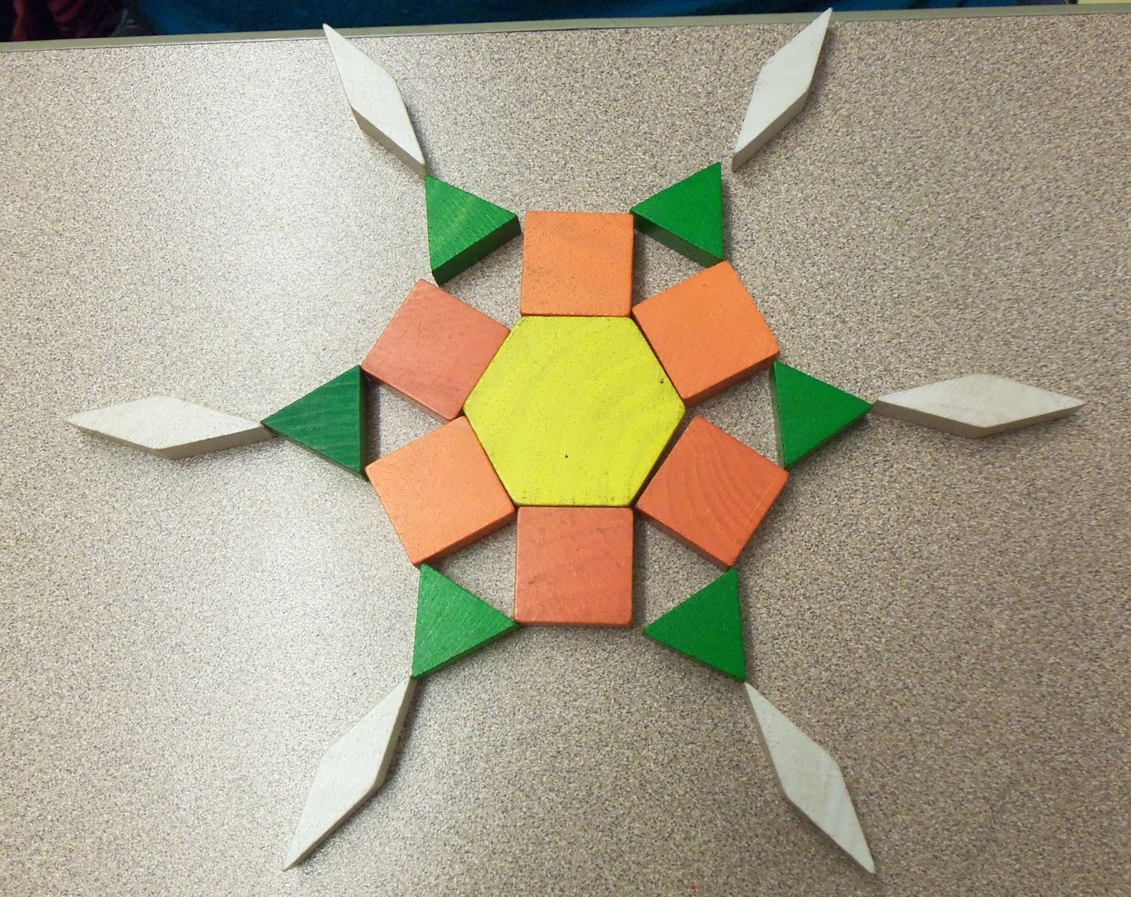 Mom And Me Math Activities 4 G A 3 Symmetry