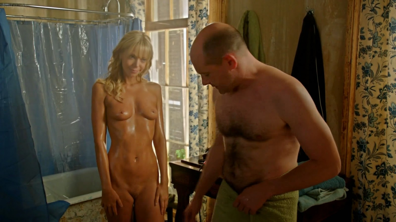 English nude movies