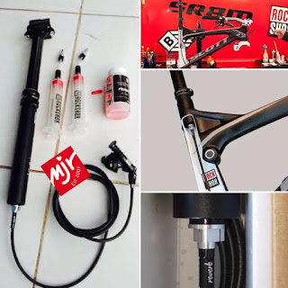 Seatpost 30.9 mm Rockshox Reverb Stealth