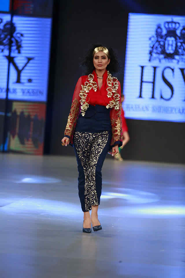HSY Collection at  PSFW 2016