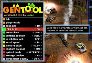 Command & Conquer Generals Zero Hour Gentool