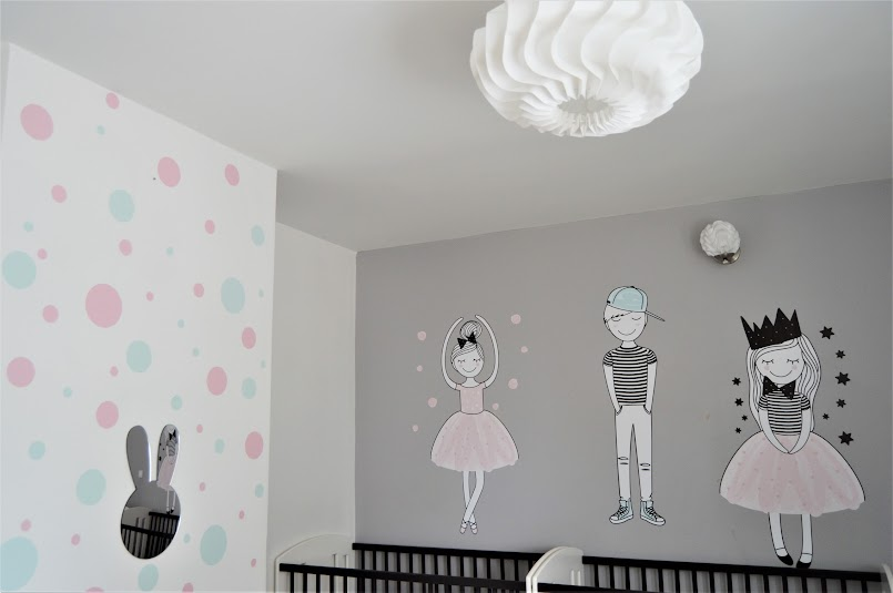 Nowy pokój dzieci