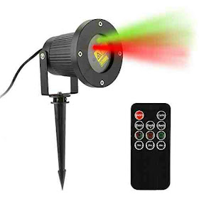 Laser Light Party Projector Lamp with Remote