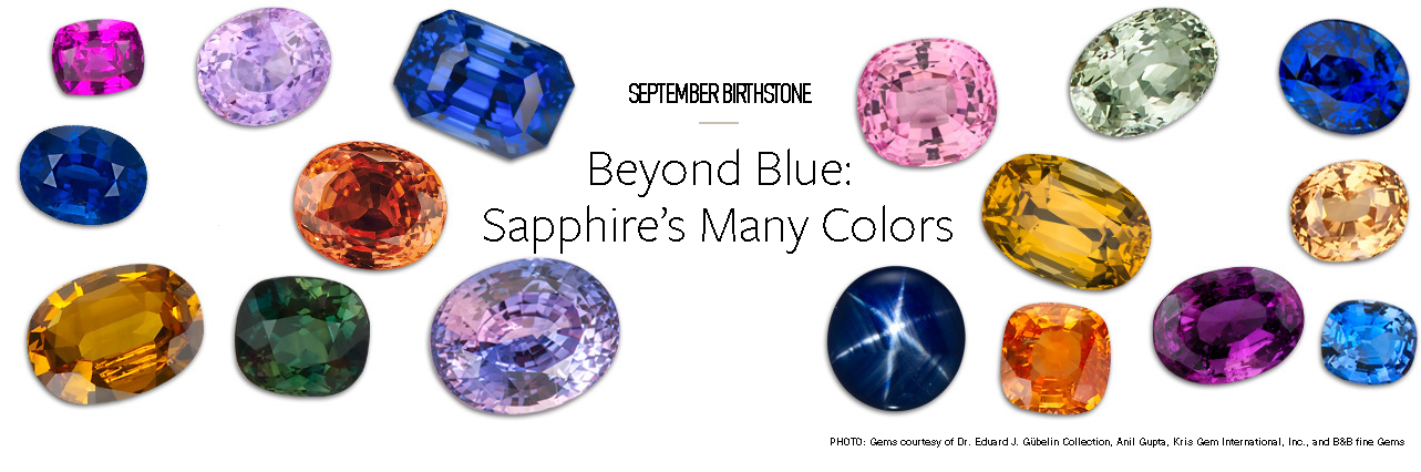 Trends. Fashion. Jewelry. News. Events: Sapphire Birthstones ...