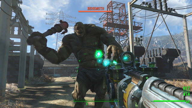 Fallout 4 Automatron Download Photo