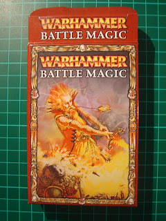 Warhammer Battle Magic cards
