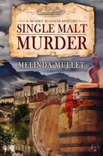 single malt murder cover