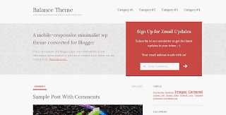Top 5 Free Responsive Blogger Templates
