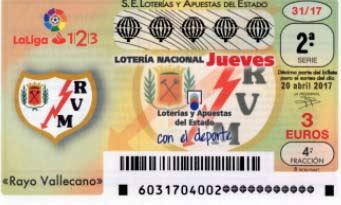 loteria nacional del jueves 20 de abril de 2017