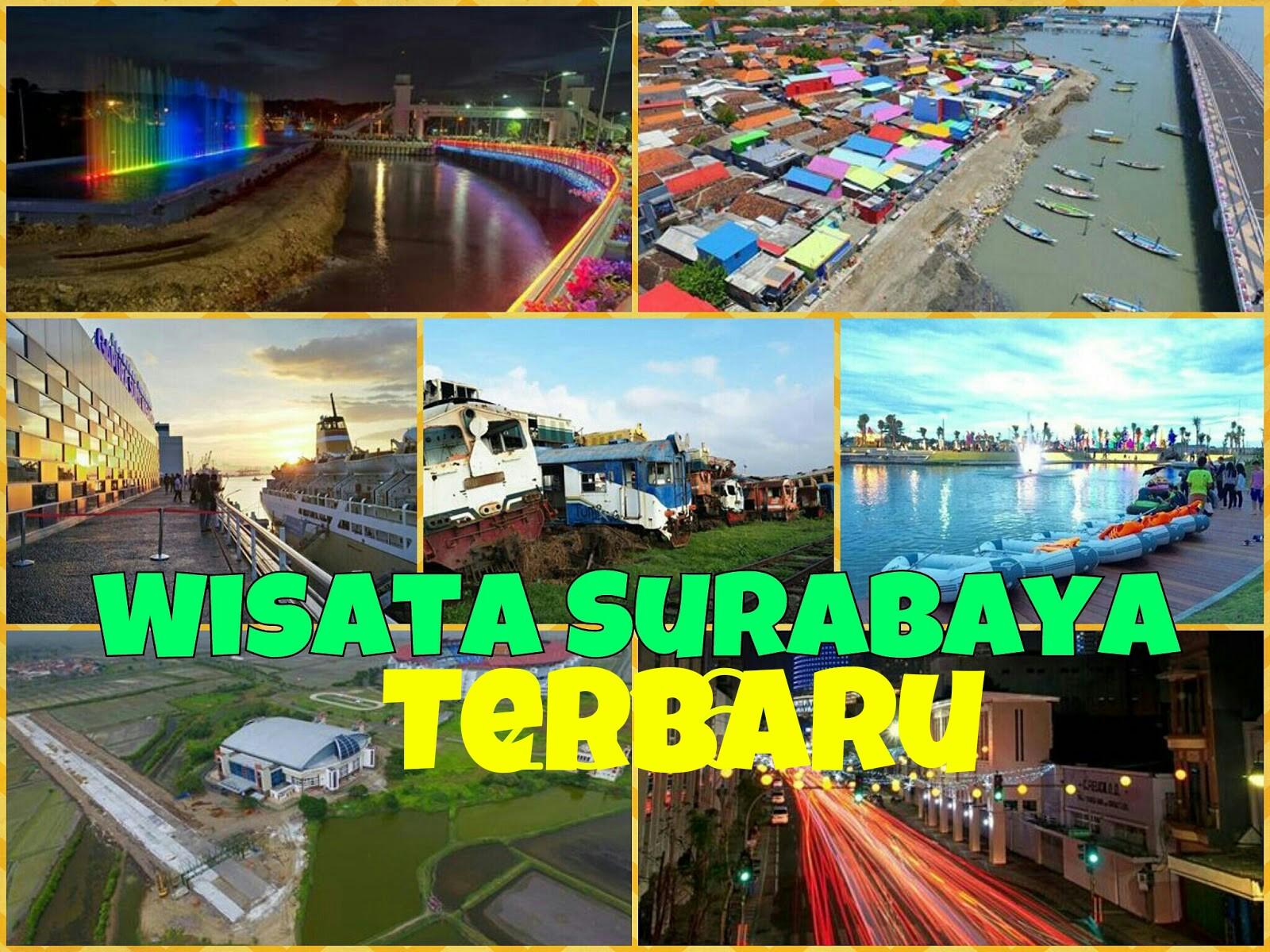 69 Tempat Wisata Di Surabaya Terbaru Yang Lagi Hits 2019 Explore