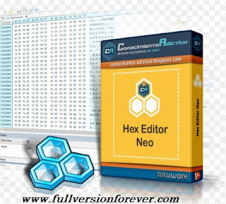 Hex Editor Neo Ultimate Edition full version with Portable crack