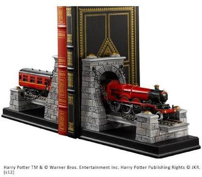 Hogwarts Express Bookends