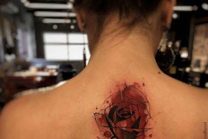 7347037e9 All the sayings in the category rose tattoos for girls on back on ...