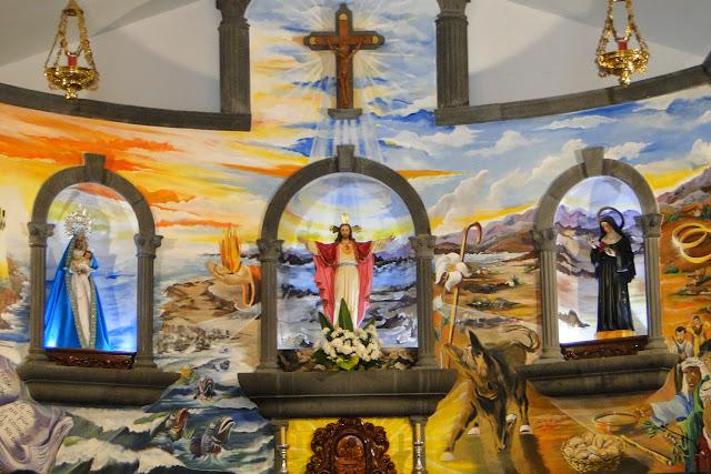 Resultado de imagen de san antonio de padua puereto de la cruz