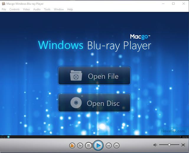 Macgo Windows Blu-ray Player Crack Free