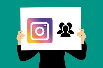 Cara Menambah Followers Instagram Tanpa Aplikasi