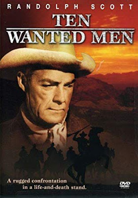 Ten Wanted Men [1955] [DVDR]  [R2] [PAL] [Spanish]
