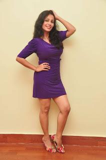 Asha Saini Hot Photos in Short Dress