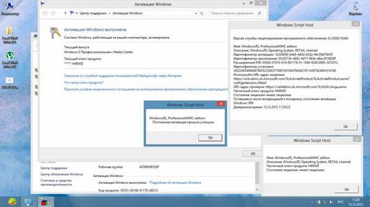 Windows 8 Loader Activator 100% Working Free