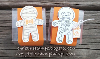 Cookie Cutter Halloween Stampin' Up!