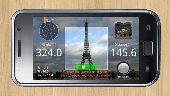 cara mengukur tinggi badan dengan aplikasi smartphone