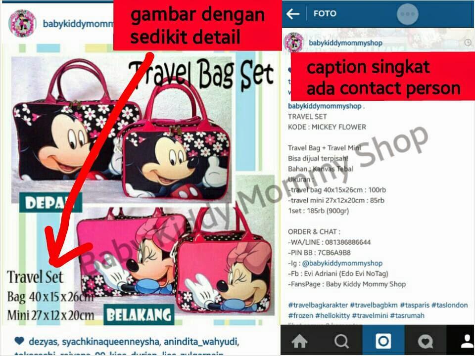 Online Shop Di Instagram