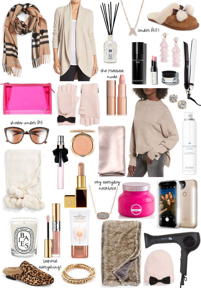 gift guide girly girl
