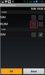 Mengaktifkan Data GSM Smartfren Dengan Andromax Tool