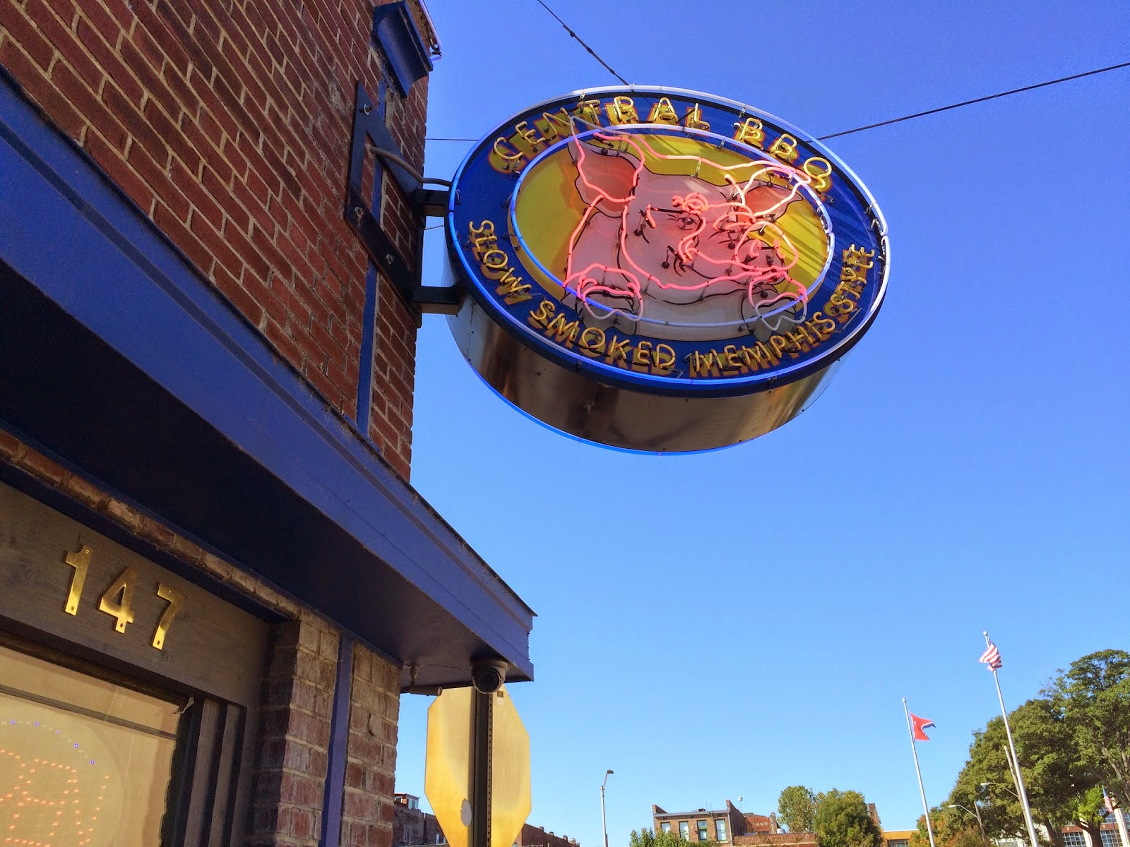 Central Bbq Memphis Tn