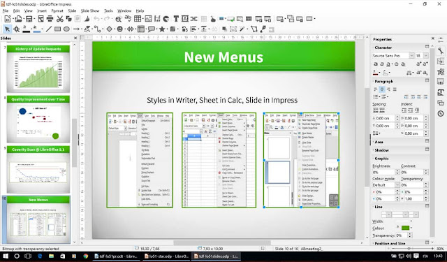 LibreOffice 5.3.1 Download For Windows