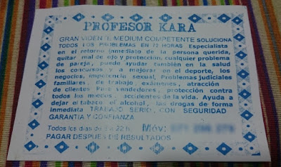 Behöver du kanske rådfråga Professor Kara?