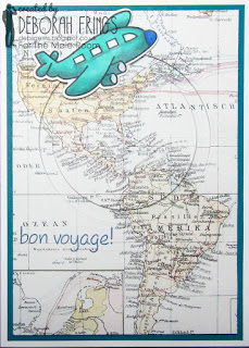 Bon Voyage a - photo by Deborah Frings - Deborah's Gems