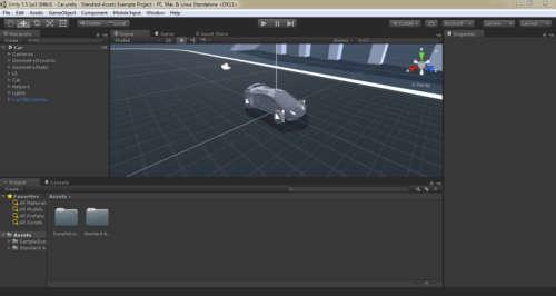 Unity Pro 5.5.1 Full (Potente Creador de Juegos)